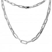SilberDream Anker Kette Glieder 925 Sterling Silber Damen 75,3cm SDK11675J