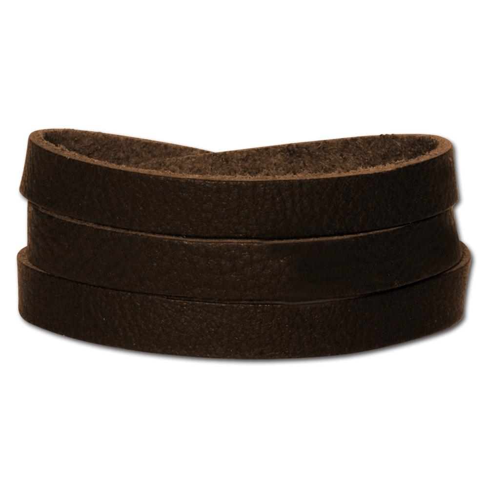 silberdream lederarmband braun herren leder armband la0127b ebay. Black Bedroom Furniture Sets. Home Design Ideas