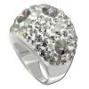 Ring Glamour Zirkonia Gr.19 925er Silber SDR014W9 SilberDream